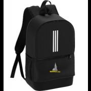 Sedgwick CC Black Training Backpack