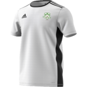 Lindsell CC Adidas White Junior Training Jersey
