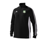 Lindsell CC Adidas Black Junior Training Top