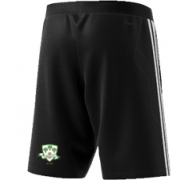 Lindsell CC Adidas Black Training Shorts