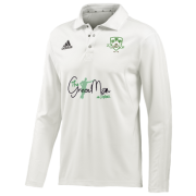 Lindsell CC Adidas Elite L/S Playing Shirt