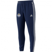 Birstall CC Adidas Navy Training Pants