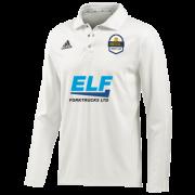 Birstall CC Adidas Elite L/S Playing Shirt