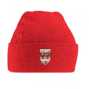 Lancaster University CC Red Beanie