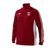 Lancaster University CC Adidas Red Training Top