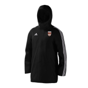 Lancaster University CC Black Adidas Stadium Jacket