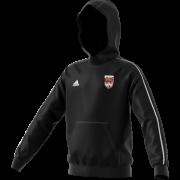 Lancaster University CC Adidas Black Hoody