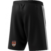 Lancaster University CC Adidas Black Training Shorts