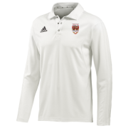 Lancaster University CC Adidas Elite L/S Playing Shirt
