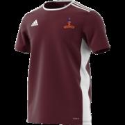 Milstead CC Adidas Maroon Training Jersey