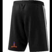 Milstead CC Adidas Black Training Shorts