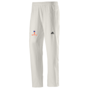 Milstead CC Adidas Elite Junior Playing Trousers