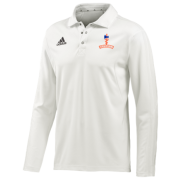 Milstead CC Adidas Elite L/S Playing Shirt