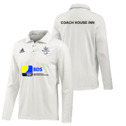 Rosedale Abbey CC Adidas Elite L/S Playing Shirt