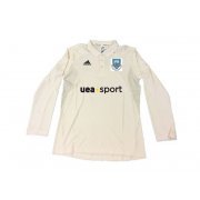 University of East Anglia CC Adidas Pro L/S Playing Shirt
