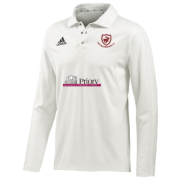Old Buckenham CC Adidas Elite L/S Playing Shirt