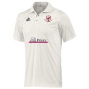Old Buckenham CC Adidas Elite Junior Playing Shirt