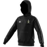 Twickenham CC Adidas Black Junior Hoody