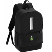 Twickenham CC Black Training Backpack