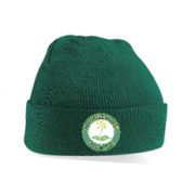 Little Bardfield Village CC Green Beanie