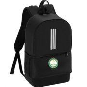 Little Bardfield Village CC Black Training Backpack