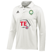 Little Bardfield Village CC Adidas Elite L/S Playing Shirt