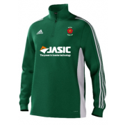 Walkden CC 3rd Team Adidas Green Training Top