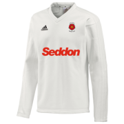 Walkden CC Adidas L/S Playing Sweater