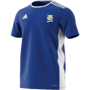 Killyclooney CC Adidas Blue Training Jersey