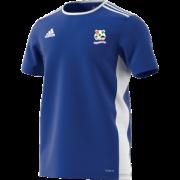 Killyclooney CC Adidas Blue Junior Training Jersey