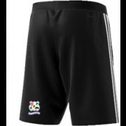 Killyclooney CC Adidas Black Training Shorts
