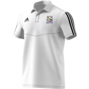 Killyclooney CC Adidas White Polo