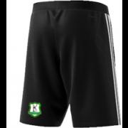 Stock CC Adidas Black Training Shorts