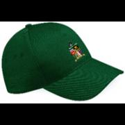 Old Hallowegians CC Green Baseball Cap