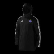 Whalley CC Black Adidas Stadium Jacket
