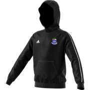 Whalley CC Adidas Black Junior Hoody