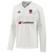 Bar of England and Wales CC Adidas L/S Playing Sweater