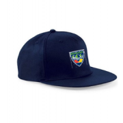 Warriors CC Navy Snapback Hat