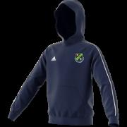 North West Warriors CC Staff Adidas Navy Hoody