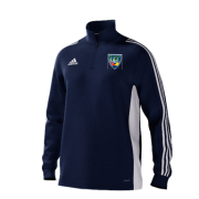 North West Warriors CC Coaches Adidas Navy Training Top