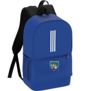 North West Warriors CC Blue Training Backpack