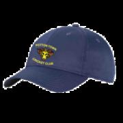 Potton Town CC Navy Baseball Cap