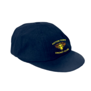 Potton Town CC Navy Baggy Cap