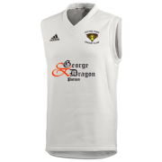 Potton Town CC Adidas S/L Playing Sweater