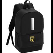 Blaydon CC Adidas Black Junior Training Top