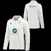 Blaydon CC Adidas Elite L/S Playing Shirt
