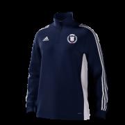 East Oxford CC Adidas Navy Junior Training Top