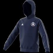 East Oxford CC Adidas Navy Junior Hoody
