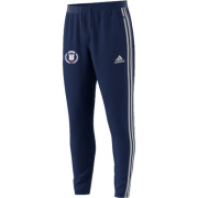 East Oxford CC Adidas Junior Navy Training Pants
