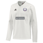East Oxford CC Adidas L/S Playing Sweater